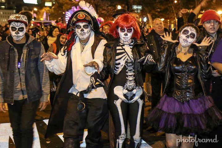 Eventcartel Event - Halloween Parade w/Quiet Clubbing!