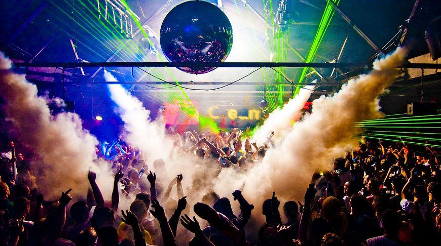 ночные клубы в москве музыка скачать