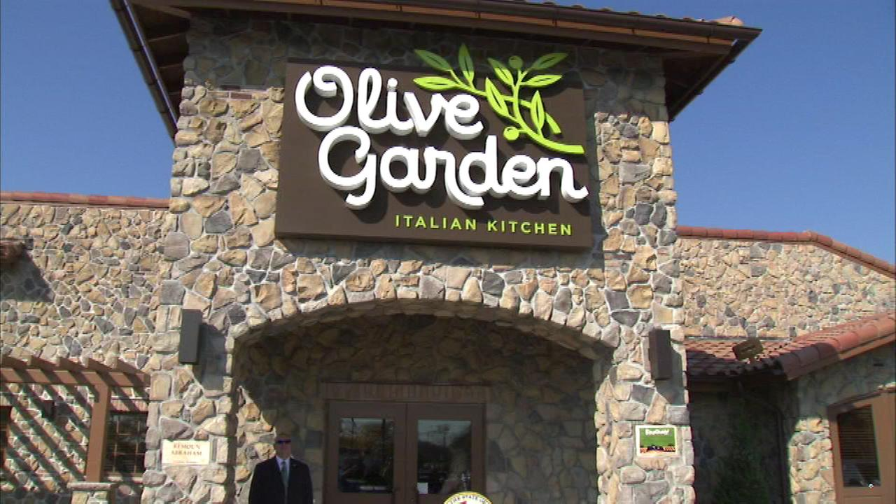 darden restaurant supply chain