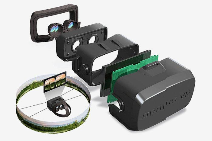 Как работают очки для виртуальной реальности защитные наклейки комплект mavik на ebay